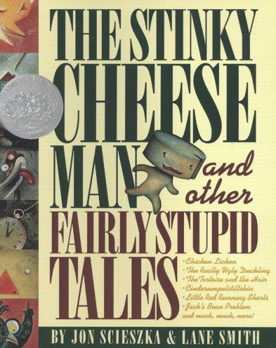 9780670063000: The Stinky Cheese Man and Other Fairly Stupid Tales