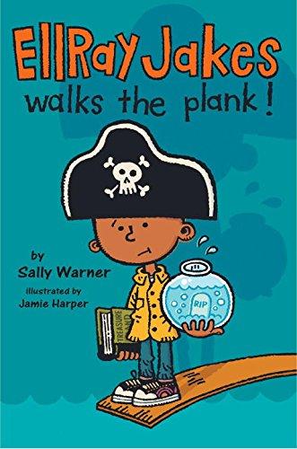 9780670063062: Ellray Jakes Walks the Plank!