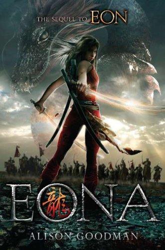 9780670063116: Eona: The Last Dragoneye