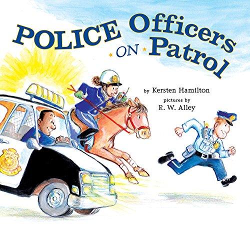 9780670063154: Police Officers on Patrol