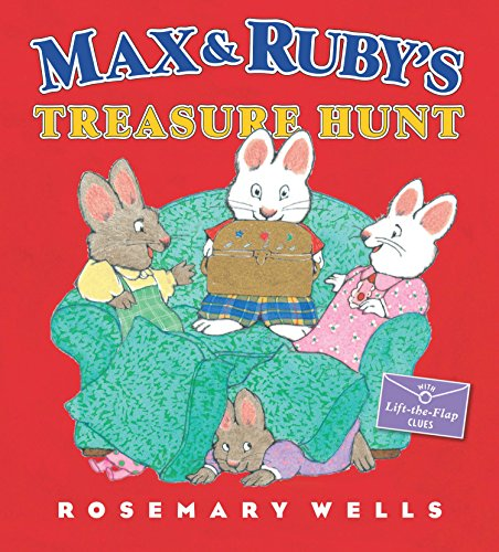 MAX & RUBY'S TREASURE HUNT (Signed)