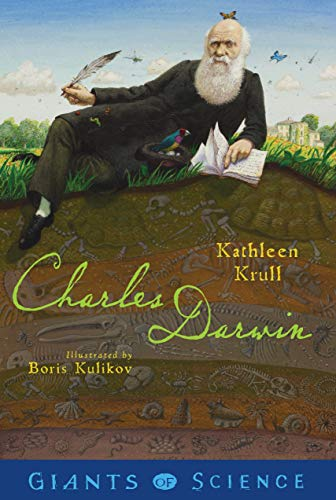 9780670063352: Charles Darwin (Giants of Science)