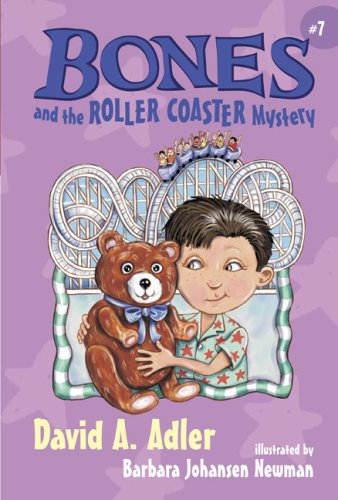 9780670063406: Bones and the Roller Coaster Mystery #7