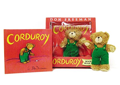 9780670063420: Corduroy Book and Bear