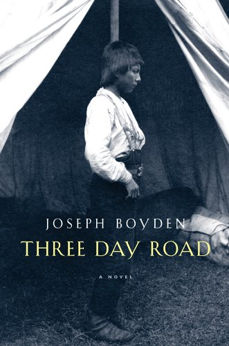 Three Day Road [signed]