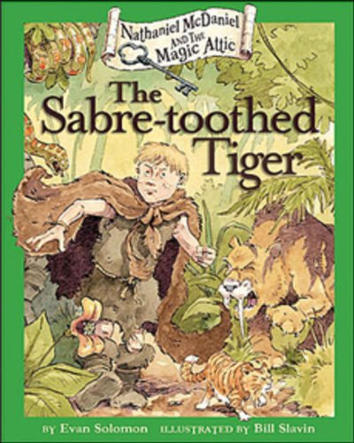 9780670063871: Nathaniel Mcdaniel and Magic Attic #2 the Sabre Toothed Tiger