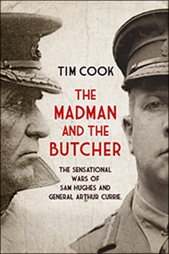 9780670064038: The Madman and the Butcher