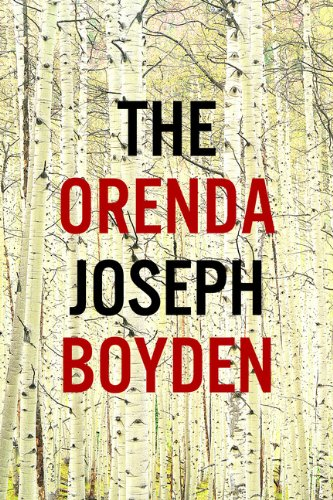 The Orenda. { SIGNED & DATED in YEAR of Publication.}. { FIRST EDITION/FIRST PRINTING.}.{ AS NEW....