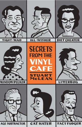 9780670064465: Secrets from the Vinyl Cafe