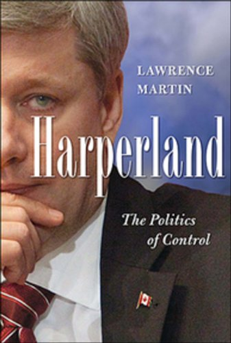 9780670065172: Harperland The Politics of Control