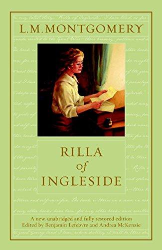 9780670065196: Rilla of Ingleside