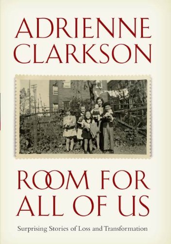 Room for Us All: Clarkson, Adrienne