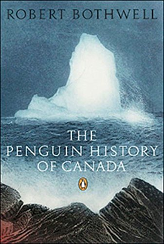 9780670065530: The Penguin History of Canada