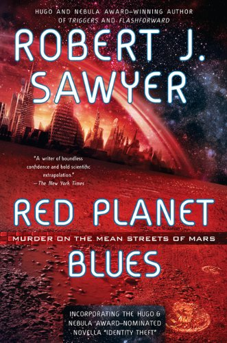 9780670065776: Red Planet Blues