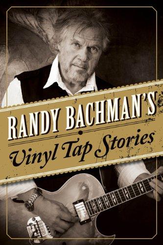 9780670065790: Randy Bachman's Vinyl Tap Stories