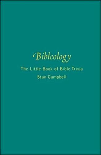 9780670066087: Bibleology: The Little Book Of Bible Trivia