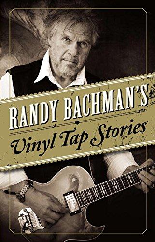 9780670066599: Randy Bachman's Vinyl Tap Stories