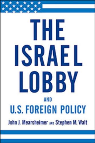 9780670067251: Israel Lobby and Us Foreign Policy