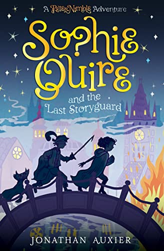 9780670067732: Sophie Quire and the Last Storyguard