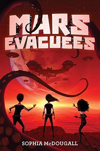 9780670067756: Mars Evacuees