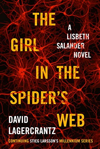 The Girl In The Spider's Web (Signed,: Lagercrantz, David