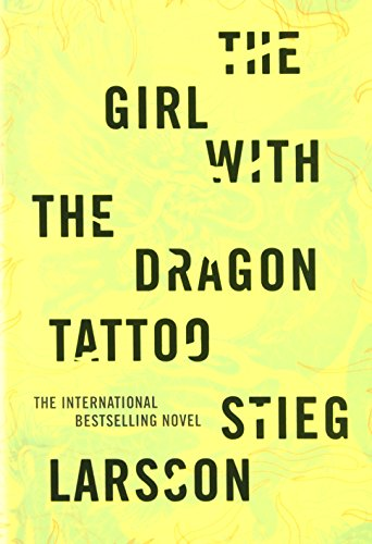The Girl with the Dragon Tattoo: Book: Larsson, Stieg