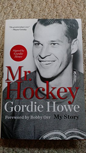9780670069392: Mr Hockey: My Story (Autographed edition)