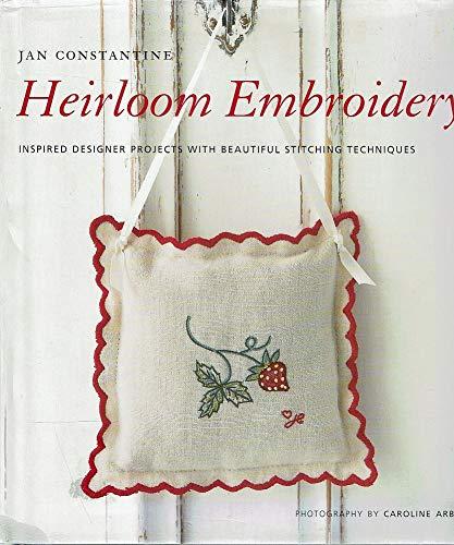 9780670072224: Heirloom Embroidery