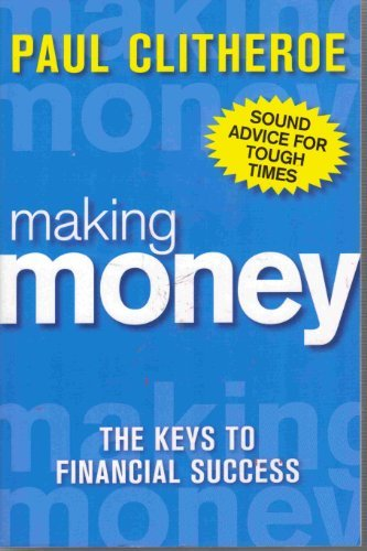 9780670072910: Making Money - The Keys to Financial Success