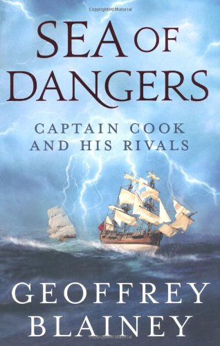 9780670073160: Sea of Dangers: Captain Cook and His Rivals