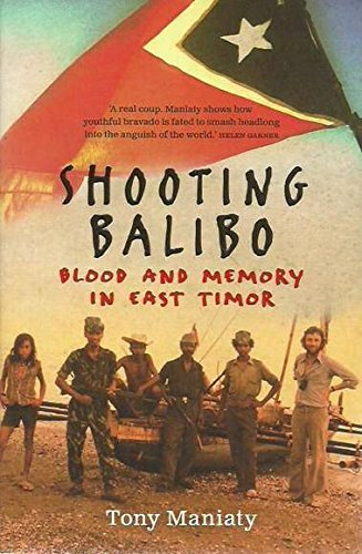 9780670073580: Shooting Balibo: Blood And Memory In East Timor
