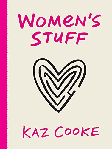 Women's Stuff: Cooke, Kaz
