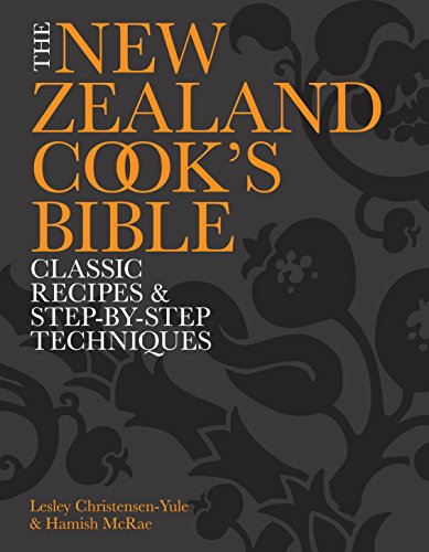 9780670074556: The New Zealand Cook's Bible,