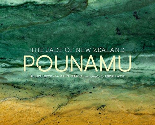 Pounamu (Hardcover): Maika Mason