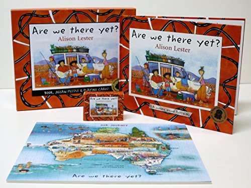 Are We Here Yet. 3 Piece Set: Alison Lester