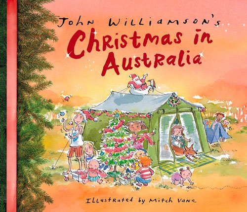 9780670077724: John Williamson's Christmas in Australia