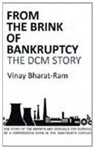 9780670081073: From The Brink Of Bankruptcy