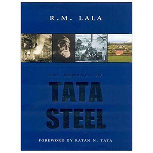 9780670081462: The Romance of Tata Steel