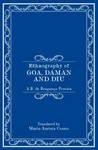 Ethnography of Goa, Daman and Diu: A.B. De Braganca