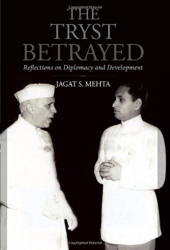 9780670082469: The tryst betrayed: Reflections on diplomacy and development