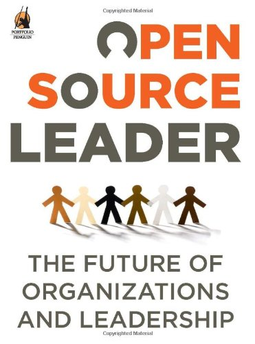 Open Source Leadership: The Future of Organizations: Sangeeth Varghese