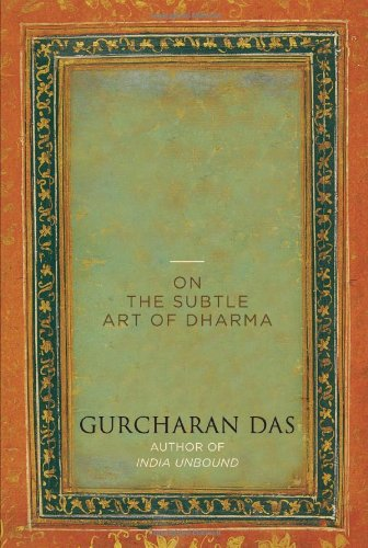 9780670083497: The Difficulty of Being Good: On the Subtle Art of Dharma