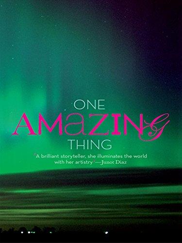 9780670084524: One amazing thing
