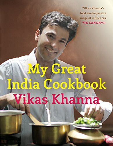 9780670086337: My Great Indian Cookbook