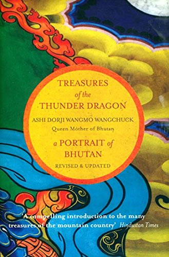 9780670086344: Treasures of the Thunder Dragon: A Portrait of Bhutan
