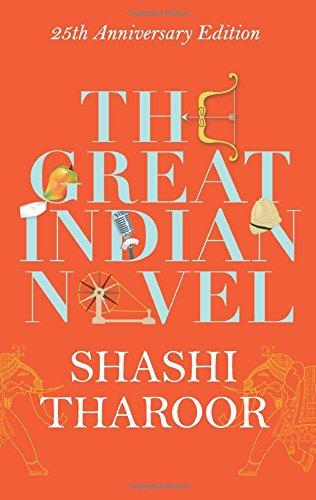 Penguin Books India The Great Indian Novel: Shashi Tharoor
