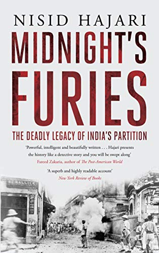 9780670088218: midnight's furies: the deadly legacy of india's partition