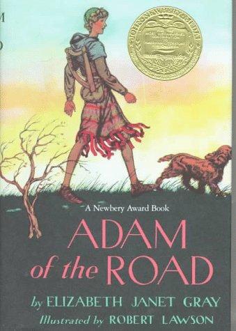 9780670104352: Gray Elizabeth J. : Adam of the Road