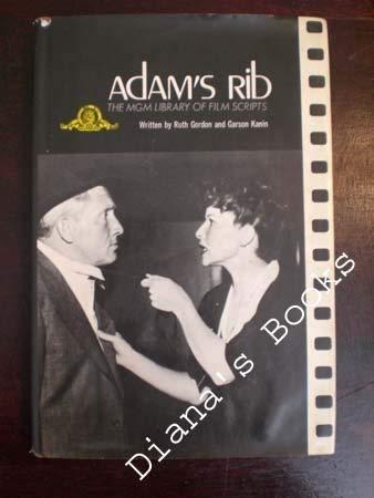9780670104772: Adam's Rib: 2 (The MGM library of film scripts)