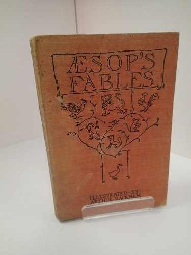 Aesops Fables: Edited and Illustrated with Wood: Aesop, Boris Artzybasheff